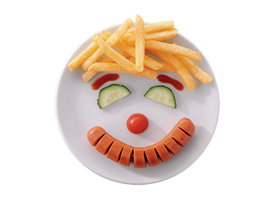 Frank Combo Kids Meal