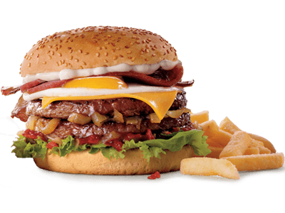 Big Champ Burger Halaal