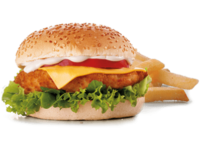 crumbed-chicken-burger