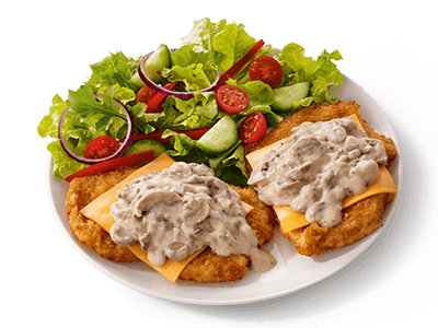 chicken-schnitzel-mushroom-cheese-melt